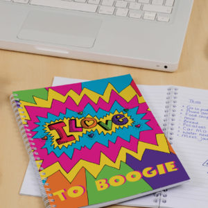 Attitude & Love Notebooks