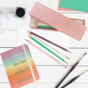 Pencil & Notebook Sets