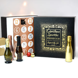 Personalised Advent Gift Boxes