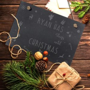 Personalised Slate Gifts
