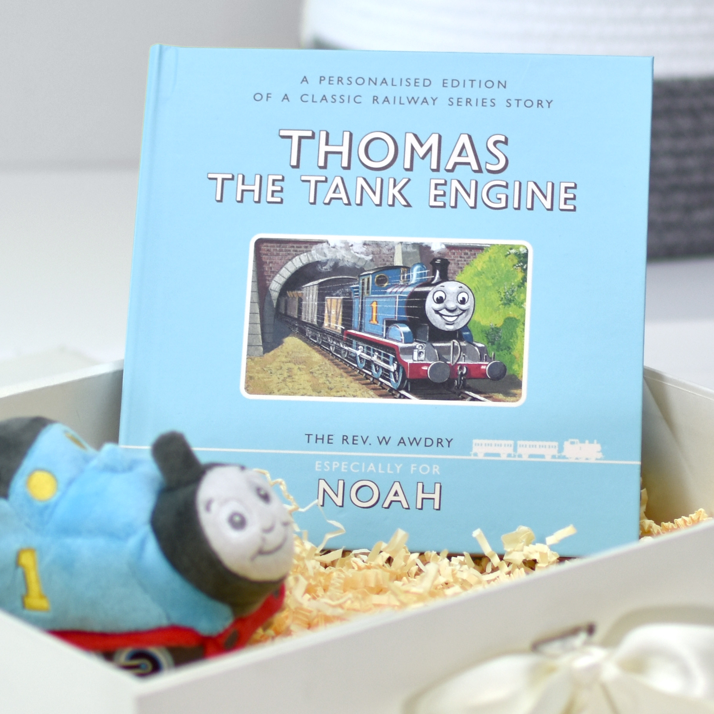 THOMAS THE TANK ENGINE PERSONALISED PENCIL CASE