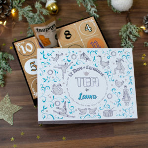 Advent Calendar & '12 Days of Christmas' Gift Boxes