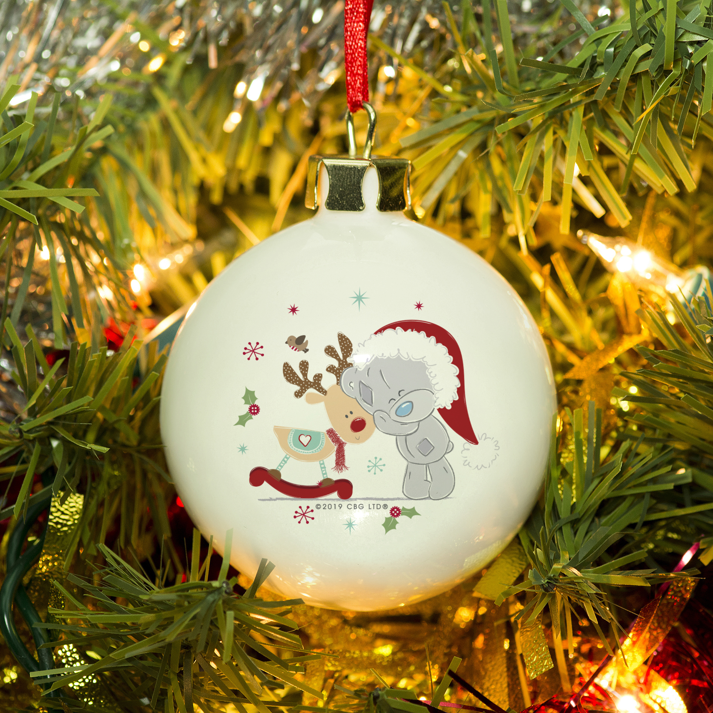 Me To You Magical Christmas Bauble – Signature Gifts