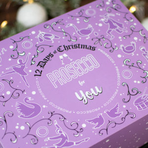 Unpersonalised 12 Days of Christmas Boxes