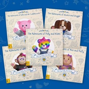 Build-A-Bear Books