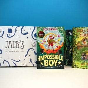 Personalised Reader Book Box Sets For Children